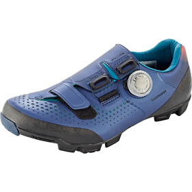 Shimano SH-XC501 Chaussures Femme, navy